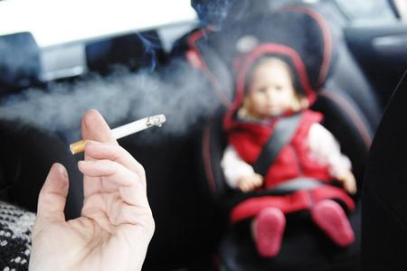 Council backs government plans for car smoking ban