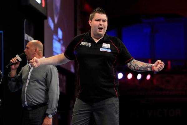 So far so good for St Helens darters in the World Matchplay