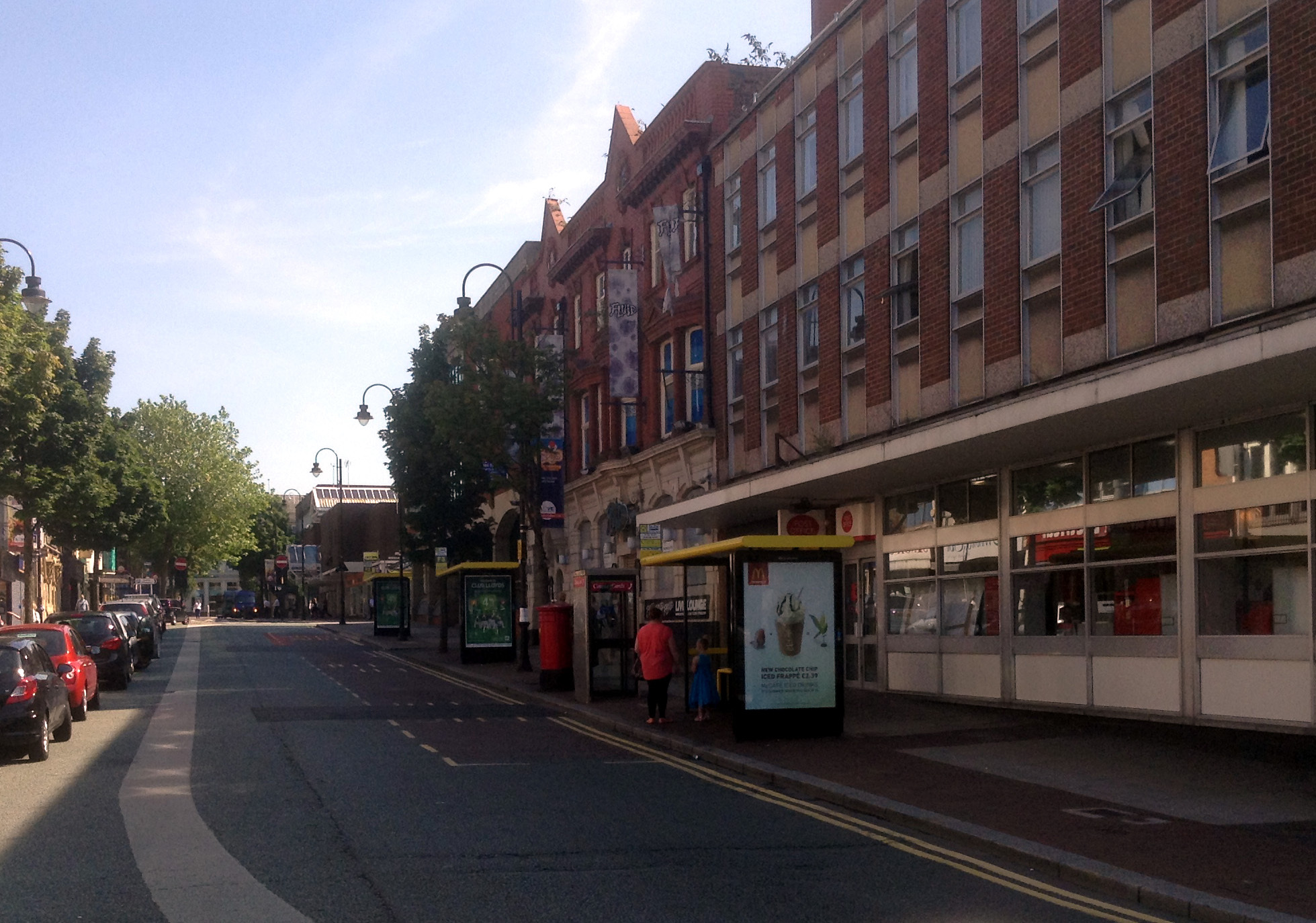 Business boost for Bridge Street