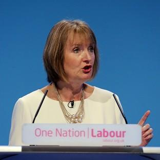 Harriet Harman is to highlight a drop in membersh
