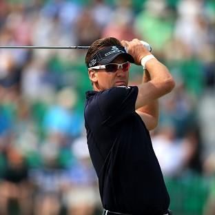 Ian Poulter, pictured, is trying to impress Paul McGinl