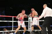 Martin Murray lands one on Domenico Spada in the last fight