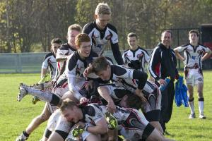 Delight as Thatto Heath's under 15s lift fourth pot of the season