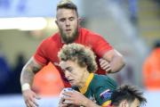 England Academy scores a memorable victory over the Australian Schoolboys