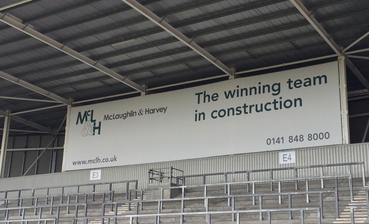 East stand is renamed at Langtree Park