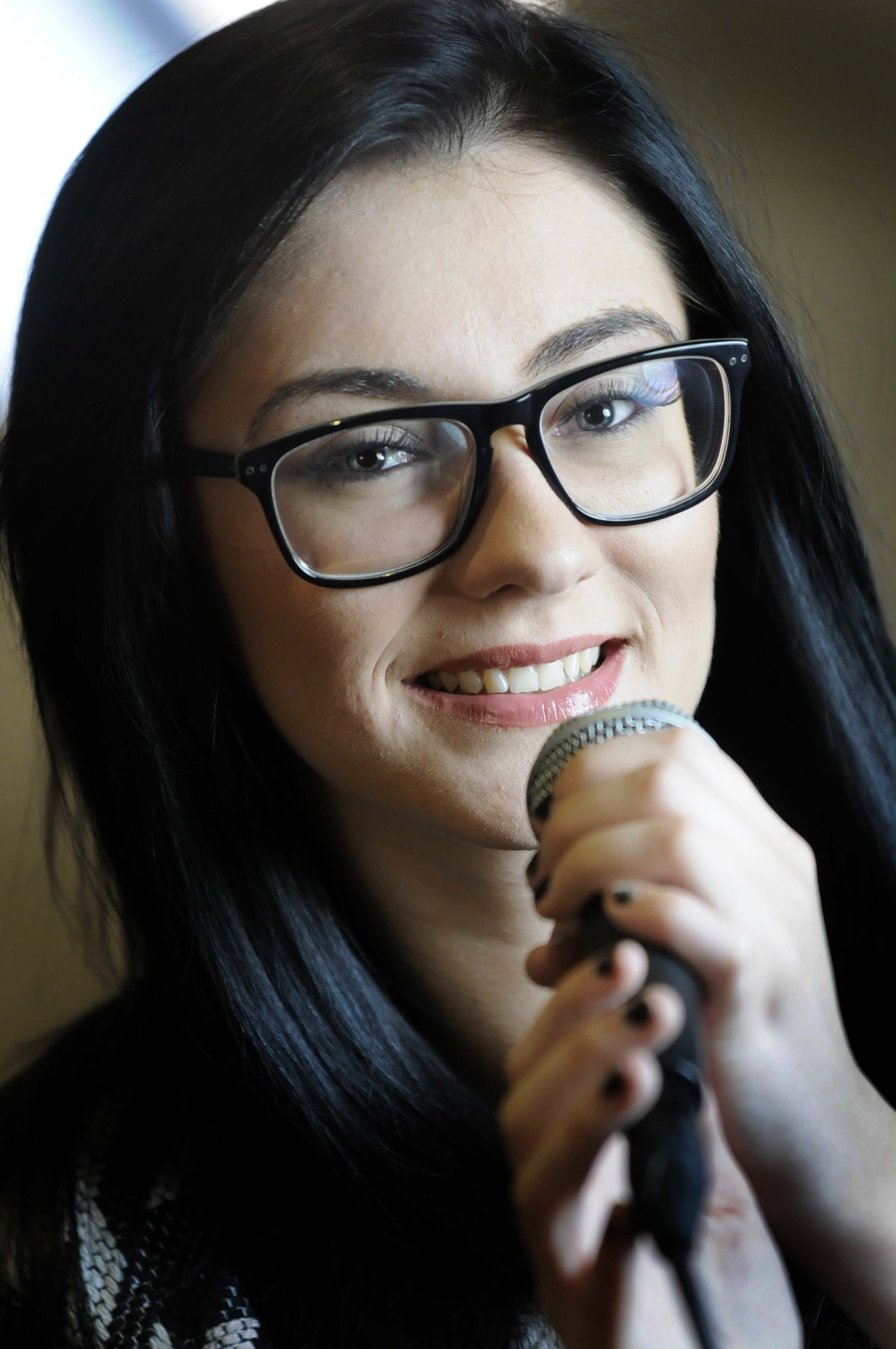 Former Haydock High pupil Emma Nicholson will compete in the national TeenStar Grand Final - 3914371