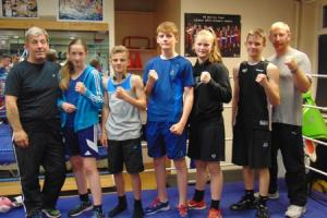 Wilcard boxers take the rocky road to Dublin