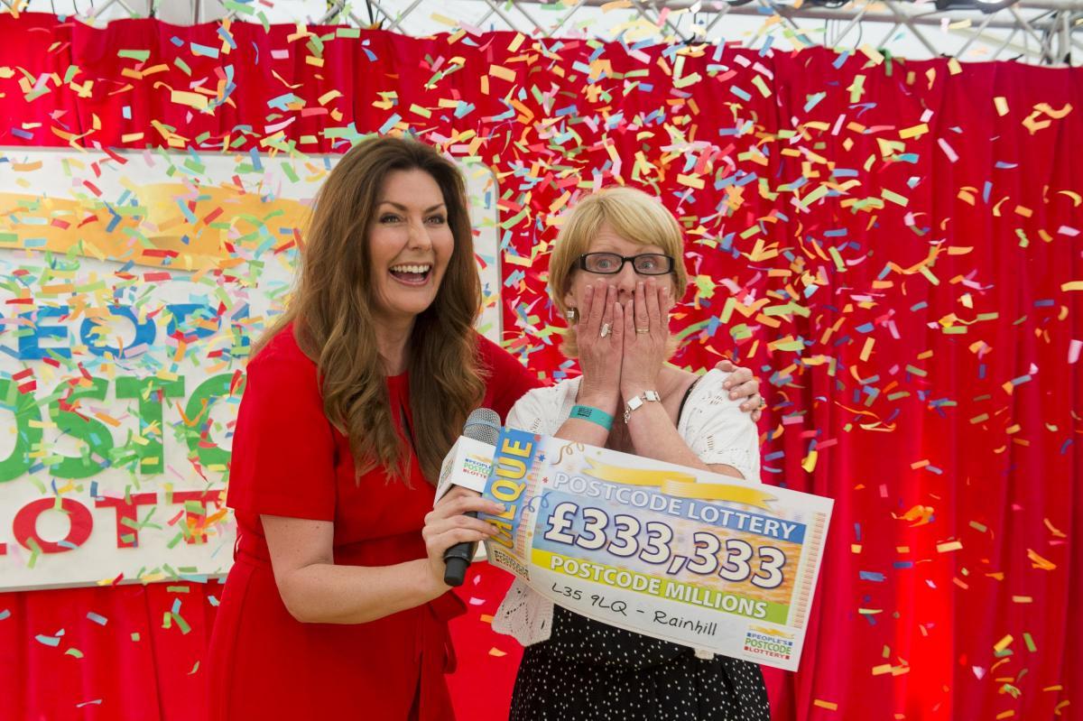 sharing lottery winnings