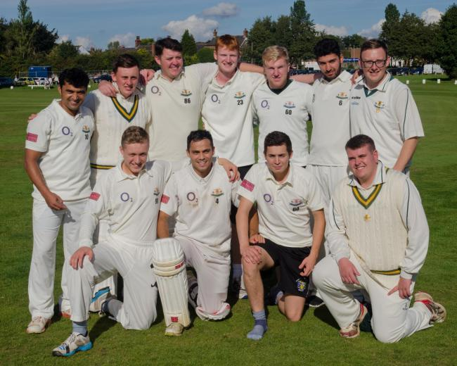 Rainford's cricketers
