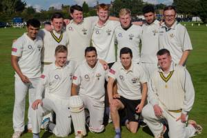 Rainford secure promotion to ECB Premier Division