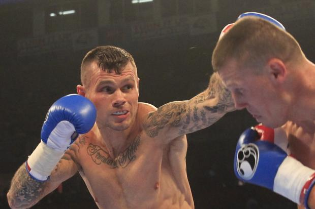Martin Murray to challenge Billy Joe Saunders for world title
