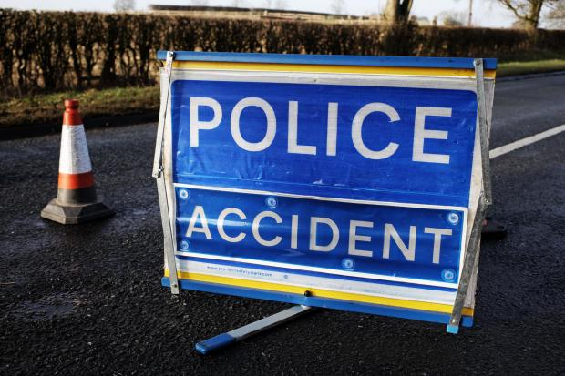 'Slight injury' suffered in four-vehicle East Lancs collision