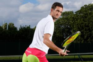 James Ward looks to move on from 'tough time' by causing Wimbledon upset