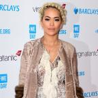 St Helens Star: Rita Ora treated in hospital 'suffering from exhaustion'