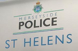 Police in St Helens charged the cyclist