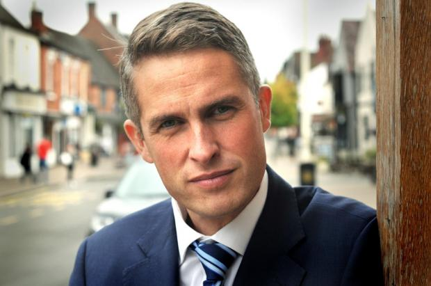 St Helens Star: Gavin Williamson, Secretary of State for Education