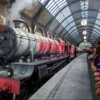 St Helens Star: The Wizarding World of Harry Potter - Hogwarts Express at Universal Orlando Resort.