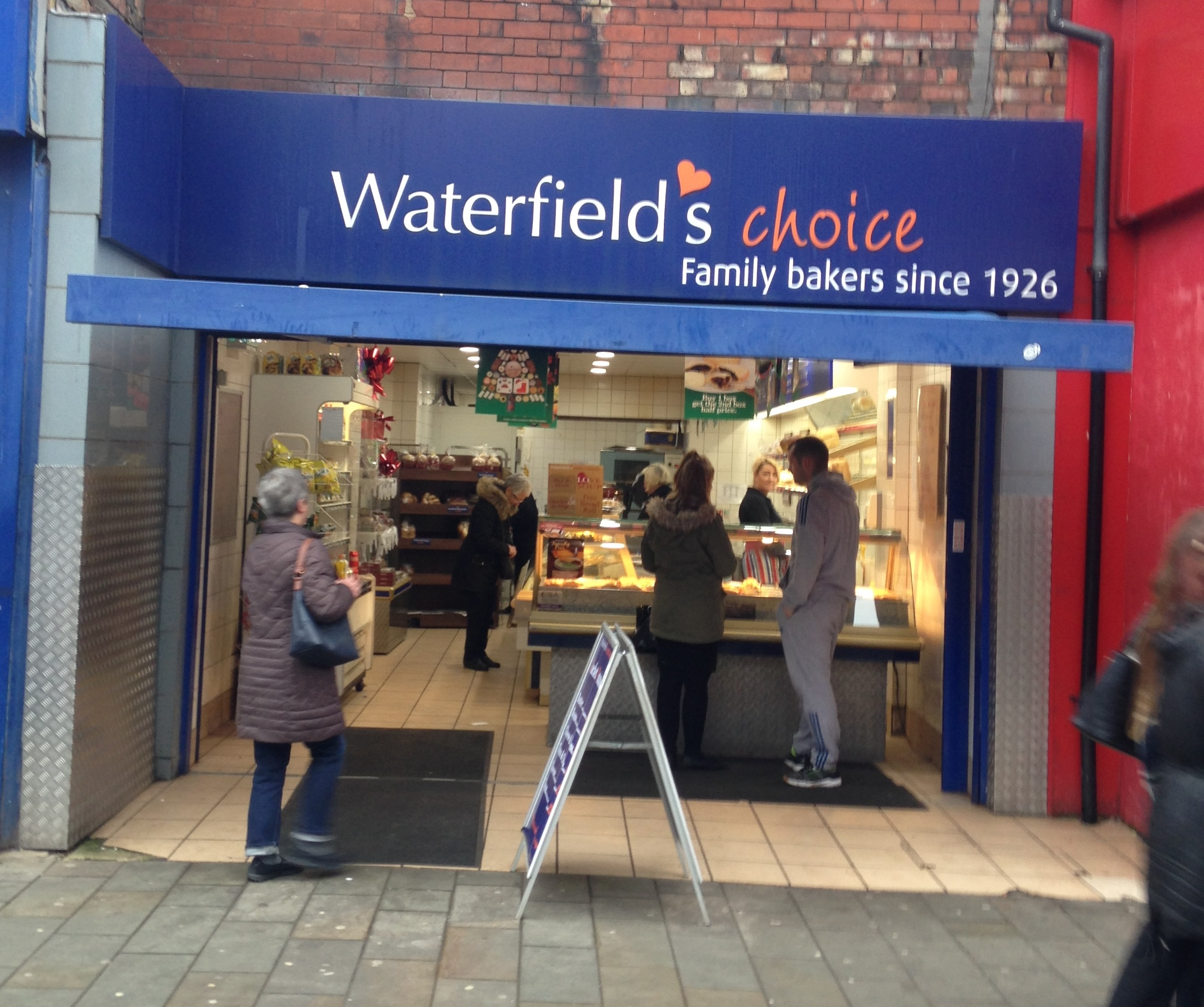 updated waterfield s bakers in church street to close from st updated waterfield s bakers in church street to close from st helens star