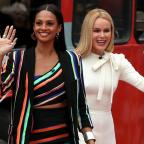 St Helens Star: Britain's Got Fashion! Alesha Dixon and Amanda Holden have BGT style-off