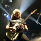 St Helens Star: Status Quo's Rick Parfitt funeral to be held today