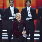 St Helens Star: People's Choice Awards: Ellen DeGeneres became the most decorated winner in the award show's history, plus other winners