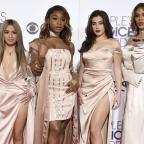 St Helens Star: Fifth Harmony perform as a four-piece for the first time at People's Choice Awards