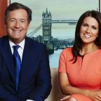 St Helens Star: Susanna Reid wishes happy birthday to 'irritating, divisive' Piers Morgan
