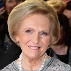 St Helens Star: Mary Berry gets her gardening gloves on for the Chelsea Flower Show