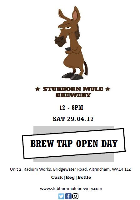 Stubborn Mule Brewery Open Day