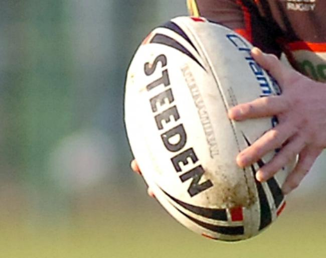 Junior rugby league results and scorers