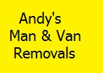 Andy's Man & Van Removals