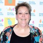 St Helens Star: Anne Hegerty (Ian West/PA)