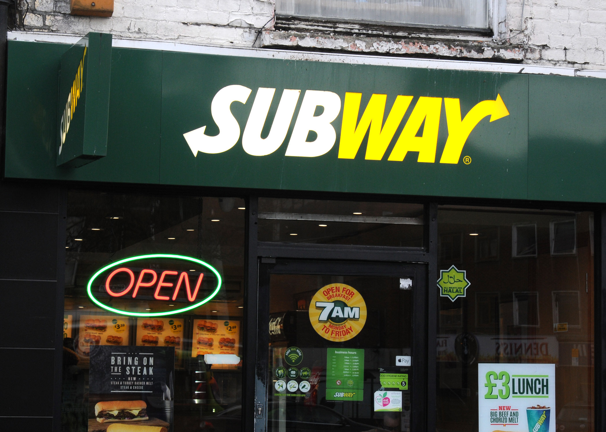 LOVE IS IN THE AIR: How you can get your hands on a free sub at Subway this Valentine's Day