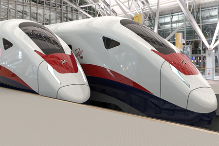 The train builder specialises in the design, manufacture and servicing of fast lightweight trains