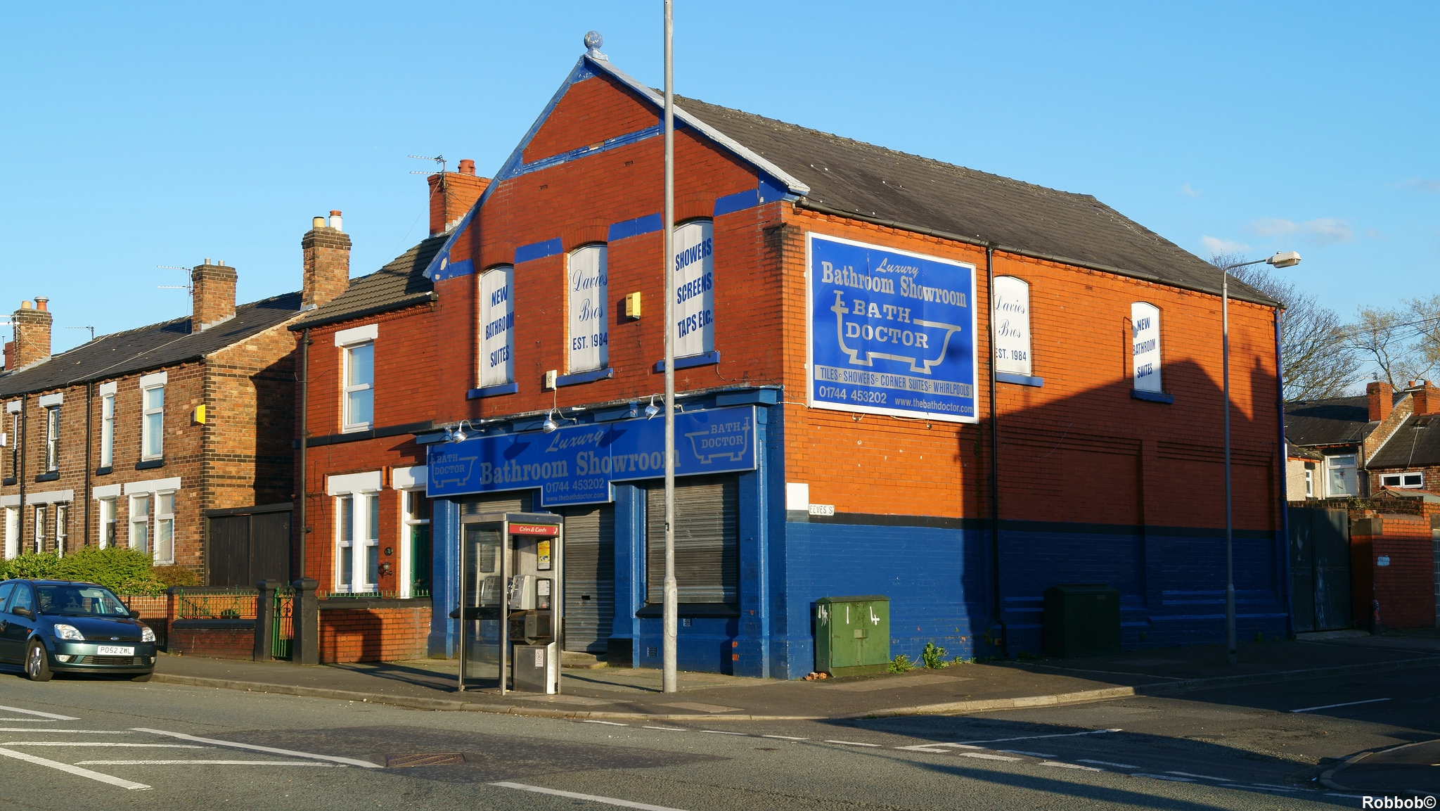 Former bathroom store to be converted | St Helens Star