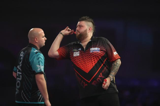 Michael Smith. Picture: Lawrence Lustig/PDC