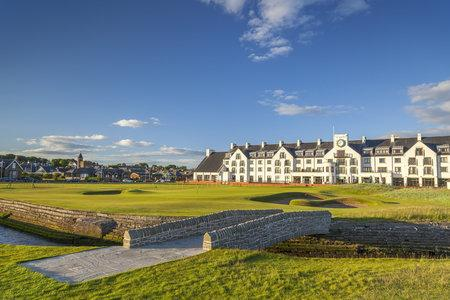 Carnoustie will host the 147th Open