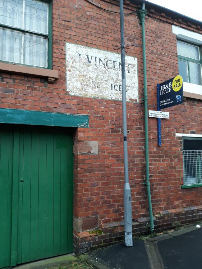 Vincent's on Crowther Street