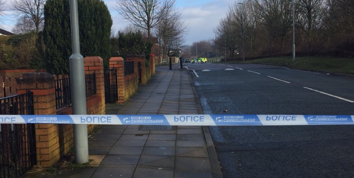 Police appeal for information after shooting in  Whiston