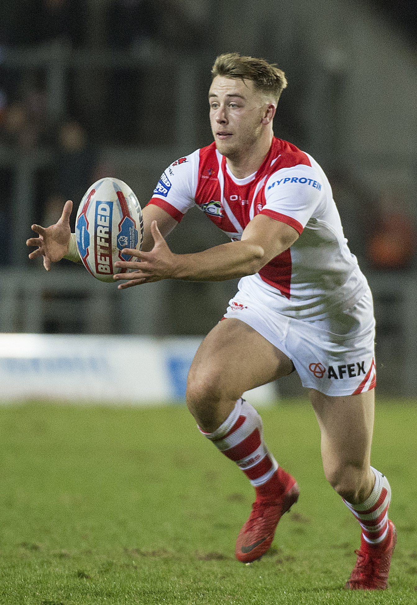 Danny Richardson in 19 for Saints trip to Catalans
