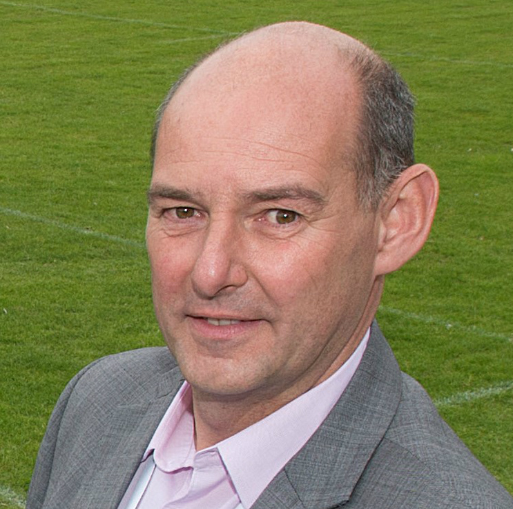 David Boocock, head of youth and sports development at St Helens Council