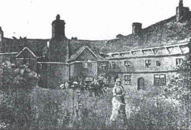 Parr Hall in the 18th century. Kevin Heneghan has been chronicling the history of the Blackbrook venue, which was demolished in 1955
