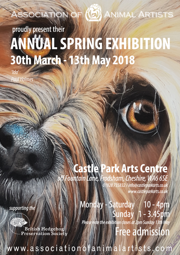 Association of Animal Artists Spring Exhibition