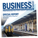 St Helens Star: business march 2018 cover