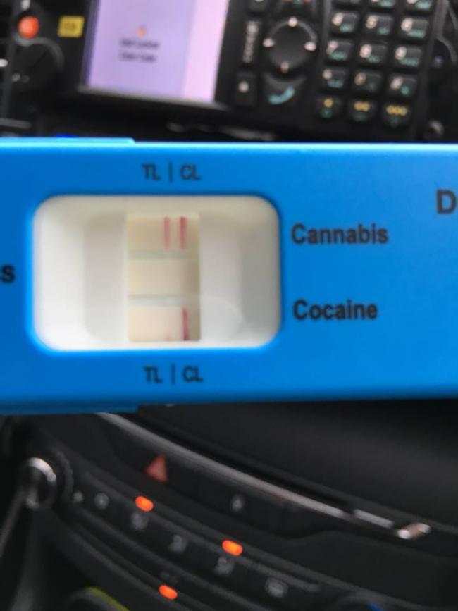 A motorcyclist caught speeding through Newton-Le-Willows was found to be twice over the drink drive limit and tested positive for cannabis and cocaine