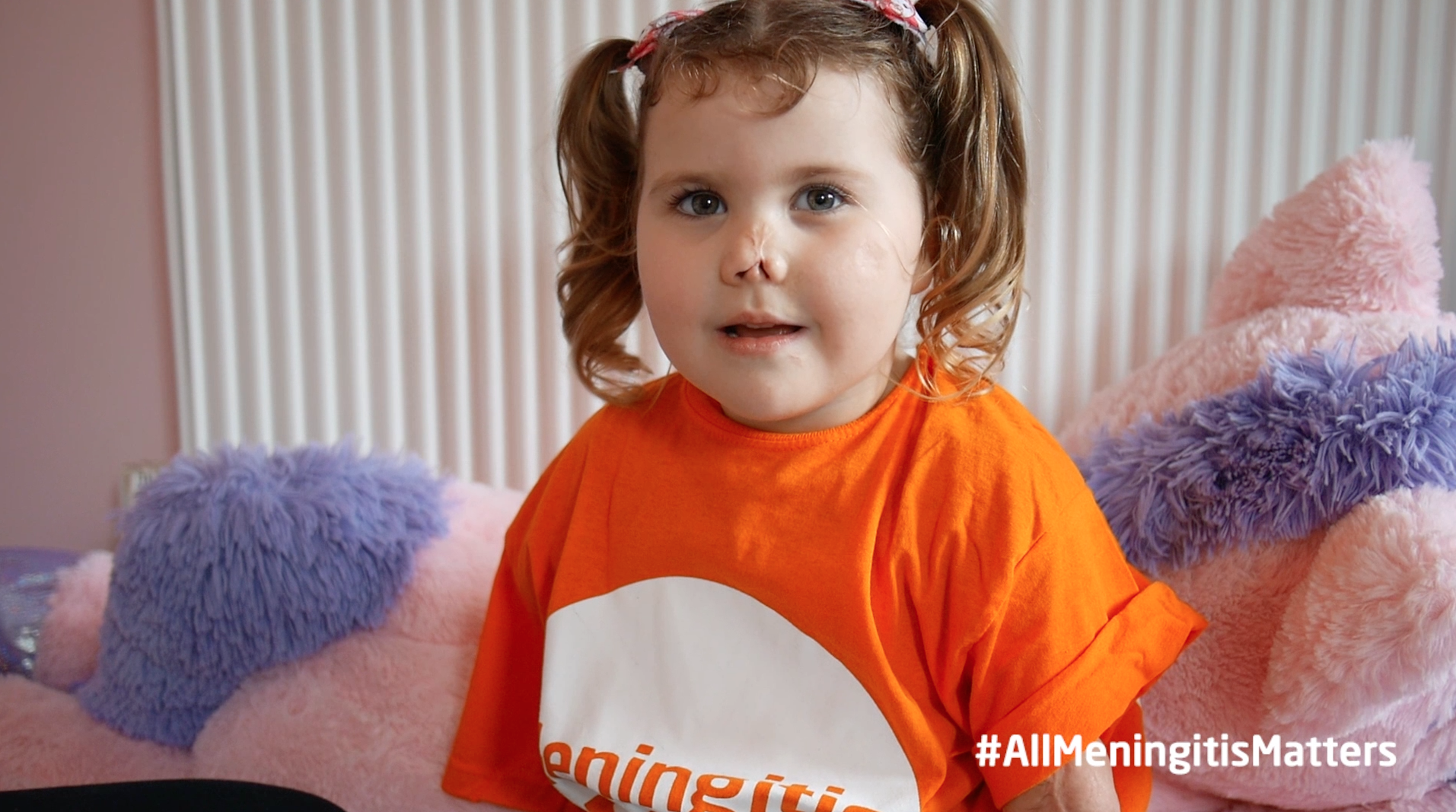 EXPLAINED: 4-year-old helps spread awareness of meningitis symptoms