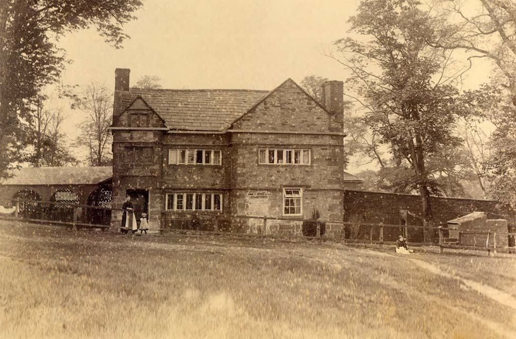 Sherdley Old Hall Pic credit: Sutton Beauty & Heritage / Rory Hughes-Young (Lord St.Helens)