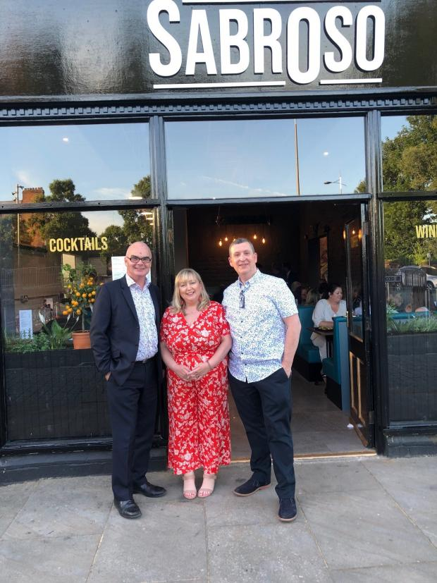 St Helens Star: Opening night at Sabroso