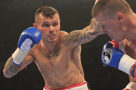 Martin Murray returns to the ring on Saturday night
