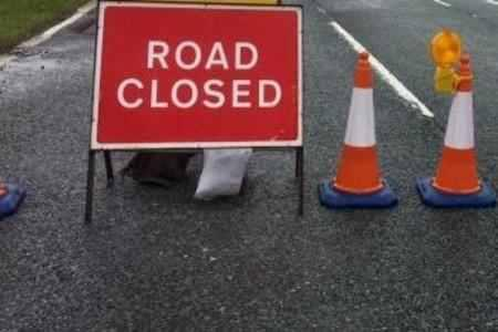 The A57 Warrington Road is closed both ways due to flooding from Whiston Hospital to Prescot Salvation Army